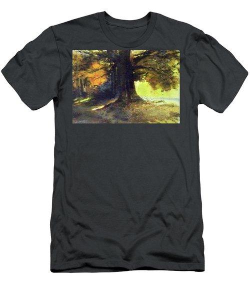 S'il Vou Plait Men's T-Shirt (Slim Fit) by Ed Heaton