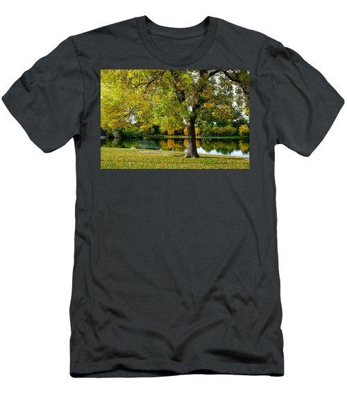 Autumn Repite Men's T-Shirt (Athletic Fit)