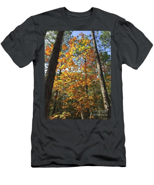 Autumn Sunday Men's T-Shirt (Athletic Fit)