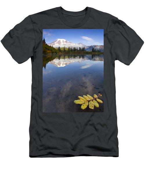 Autumn Suspended Men's T-Shirt (Athletic Fit)