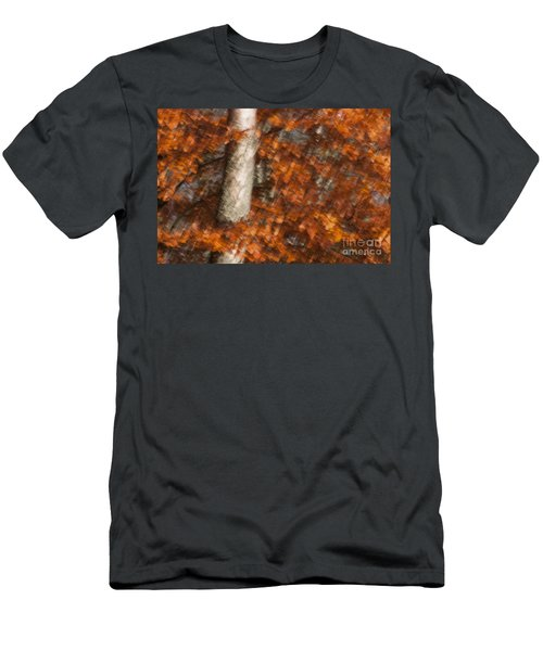 Autumn Tree Men's T-Shirt (Athletic Fit)