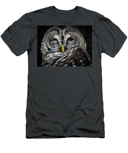 Avery's Owls, No. 11 Men's T-Shirt (Athletic Fit)