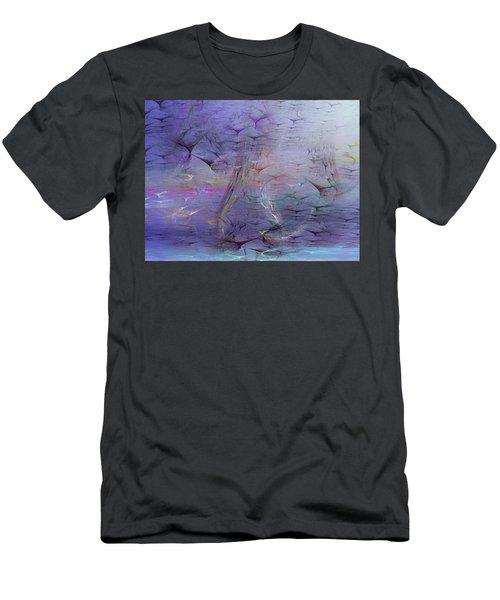 Avian Dreams 3 Men's T-Shirt (Athletic Fit)