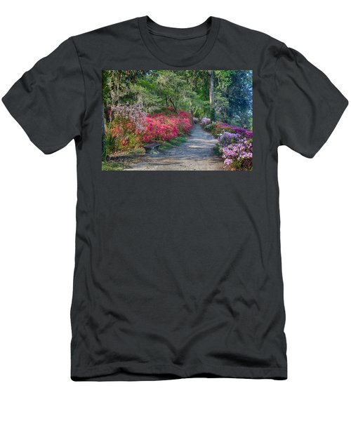 Azalea Path Men's T-Shirt (Athletic Fit)