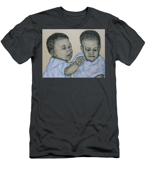 Babies Men's T-Shirt (Athletic Fit)