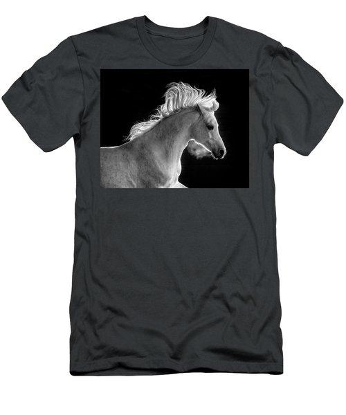 Backlit Arabian Men's T-Shirt (Athletic Fit)
