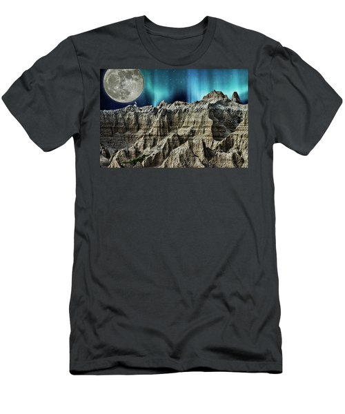 Badland's Borealis Men's T-Shirt (Athletic Fit)