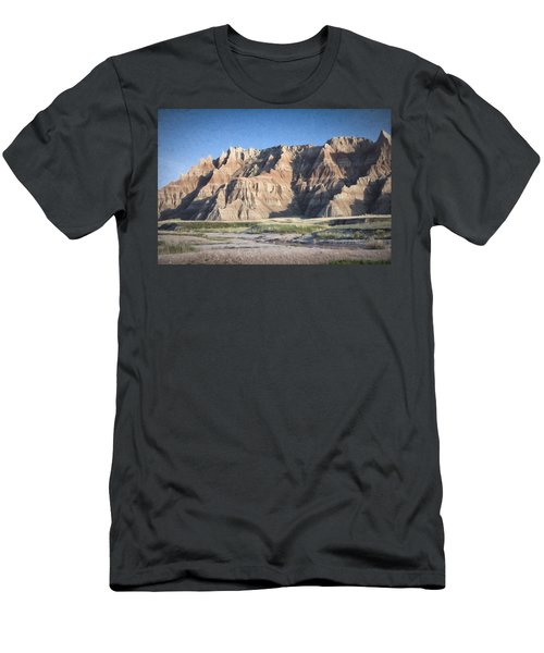 Badlands Men's T-Shirt (Athletic Fit)