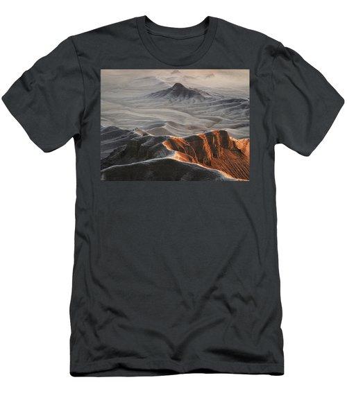 Badlands Fog Men's T-Shirt (Athletic Fit)