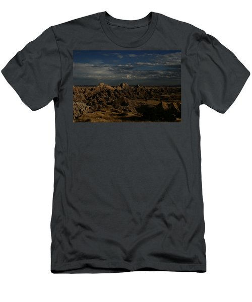 Badlands National Park Men's T-Shirt (Athletic Fit)