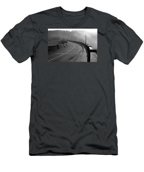 Bagnell Dam Men's T-Shirt (Athletic Fit)