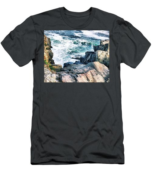 Bailey Island No. 3 Men's T-Shirt (Athletic Fit)