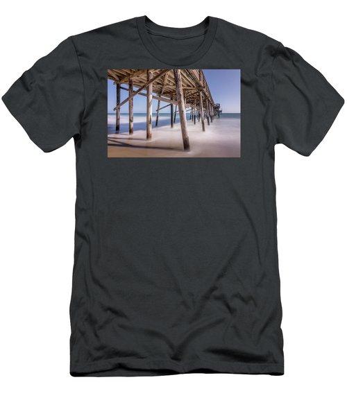 Balboa Pier Men's T-Shirt (Athletic Fit)