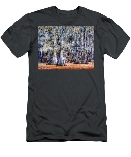 Bald Cypress In Caddo Lake Men's T-Shirt (Athletic Fit)