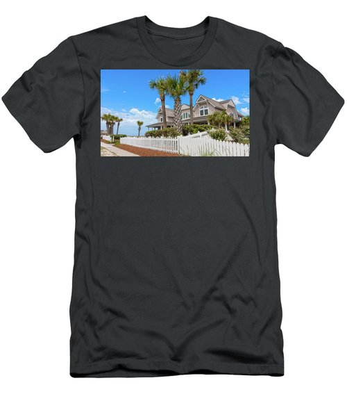 Bald Head Island Perfect Day Men's T-Shirt (Athletic Fit)