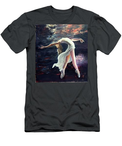 Ballet Dancer 2 Men's T-Shirt (Athletic Fit)