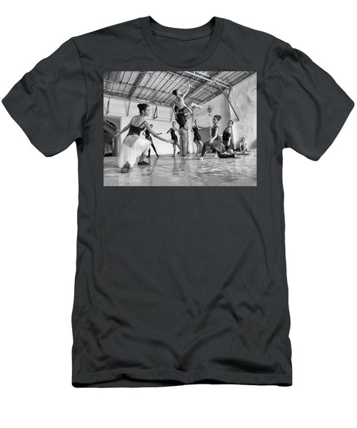 Ballet Practice - Havana Men's T-Shirt (Athletic Fit)