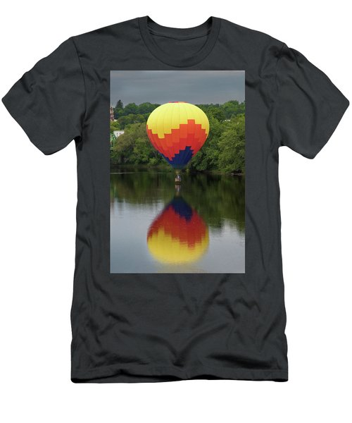 Balloon Reflections Men's T-Shirt (Athletic Fit)
