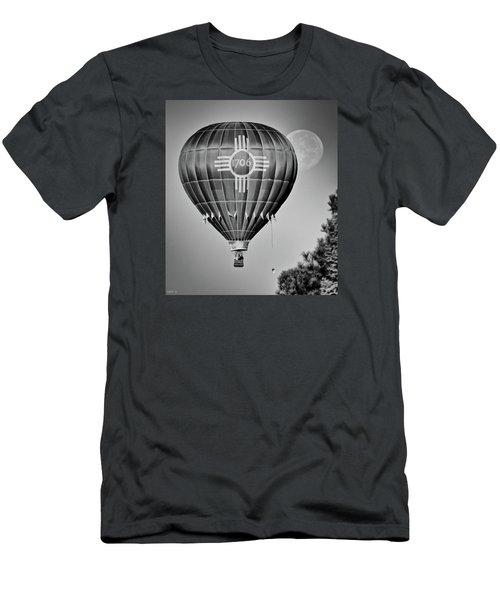 Ballunar Eclipse Men's T-Shirt (Athletic Fit)