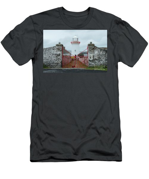 Ballyglass Lighthouse Men's T-Shirt (Athletic Fit)