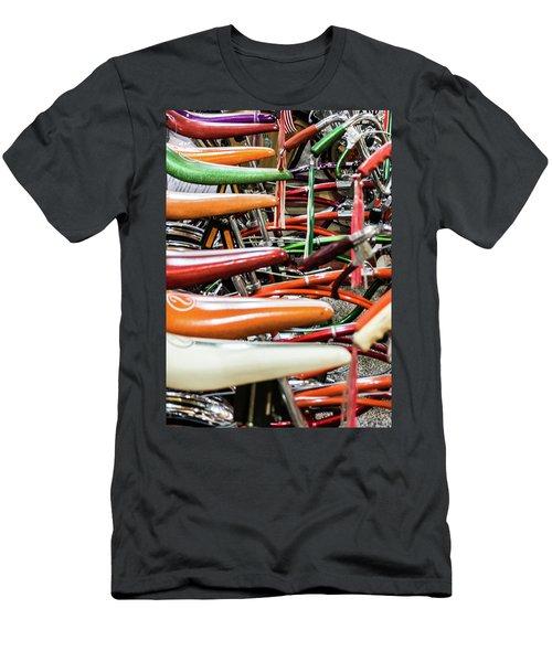 Banana Bikes Men's T-Shirt (Athletic Fit)