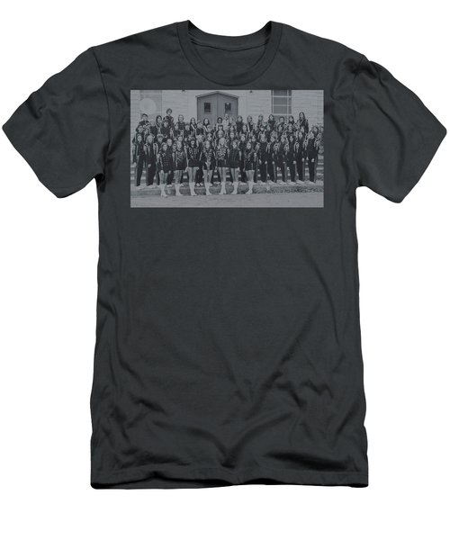 Band After Fire 76 Men's T-Shirt (Athletic Fit)