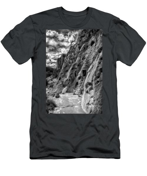 Bandelier Cavate Men's T-Shirt (Athletic Fit)