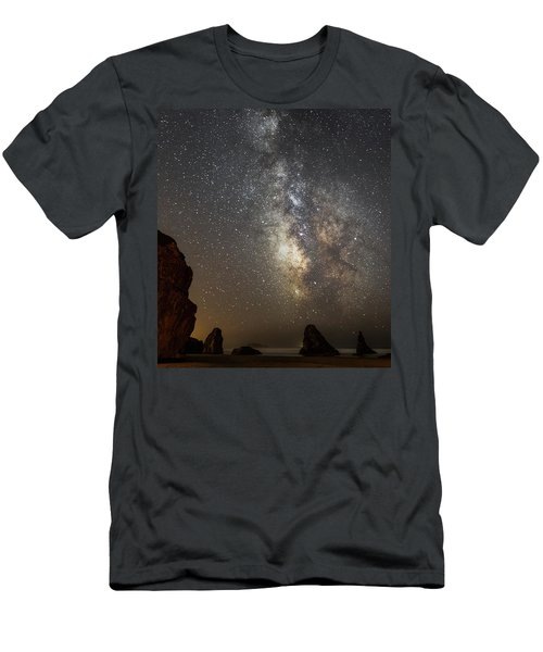 Bandon And Milky Way Men's T-Shirt (Athletic Fit)