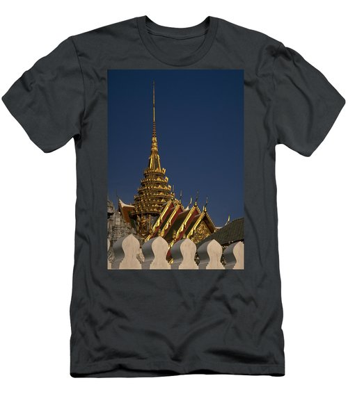 Bangkok Grand Palace Men's T-Shirt (Athletic Fit)
