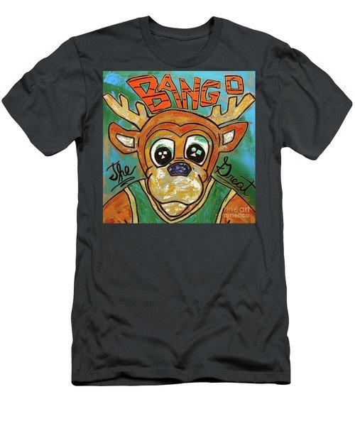 Bango The Great Men's T-Shirt (Athletic Fit)