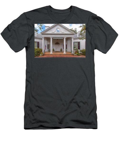 Banksia Mansion - Aiken, Sc Men's T-Shirt (Athletic Fit)