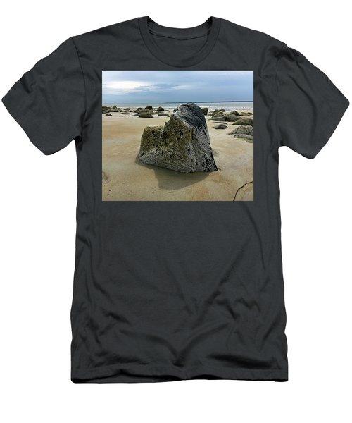 Bar Head Rocks Men's T-Shirt (Athletic Fit)