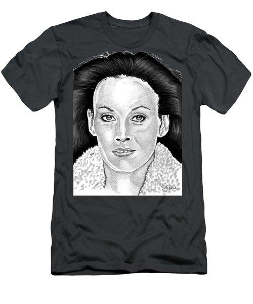 Barbara Leigh Actress Men's T-Shirt (Athletic Fit)