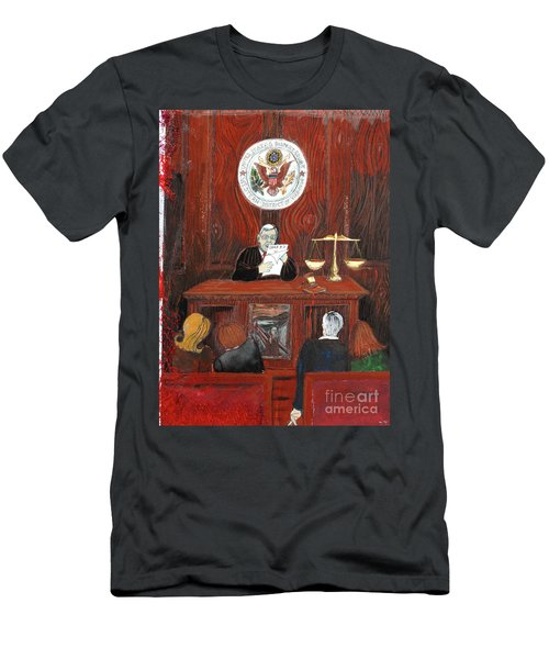 Bard Men's T-Shirt (Athletic Fit)