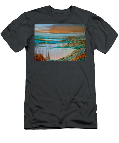 Barren Men's T-Shirt (Athletic Fit)