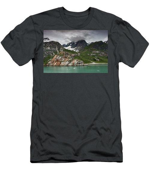 Barren Wilderness Men's T-Shirt (Athletic Fit)