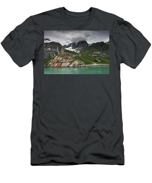 Barren Wilderness Men's T-Shirt (Athletic Fit)