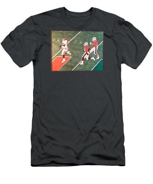 Arkansas V Miami, 1988 Men's T-Shirt (Athletic Fit)