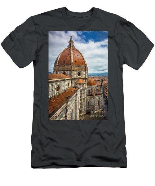 Basilica Di Santa Maria Del Fiore Men's T-Shirt (Athletic Fit)