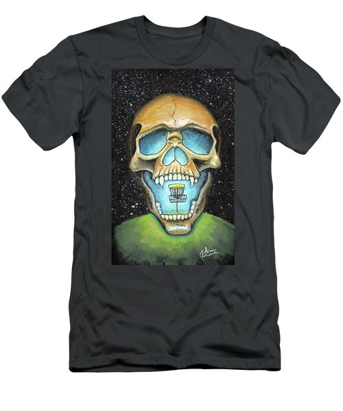 Basket Reaper Men's T-Shirt (Athletic Fit)