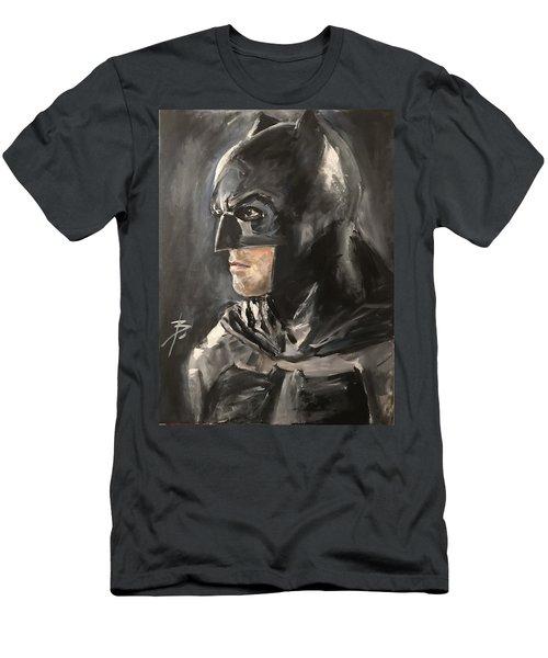 Batman - Ben Affleck Men's T-Shirt (Athletic Fit)