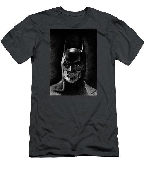 Batman Men's T-Shirt (Slim Fit) by Salman Ravish