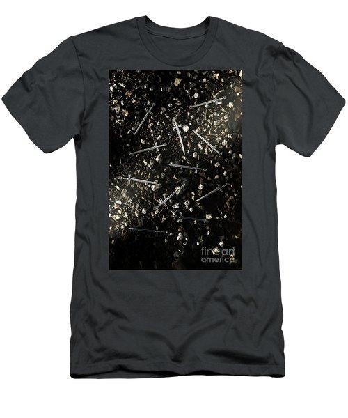 Battle Blades Men's T-Shirt (Athletic Fit)