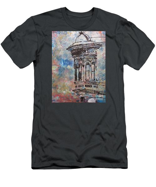 Bay Window Men's T-Shirt (Athletic Fit)