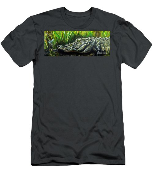 Bayou Buddies Men's T-Shirt (Athletic Fit)