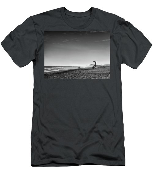 Beach Fog Men's T-Shirt (Athletic Fit)