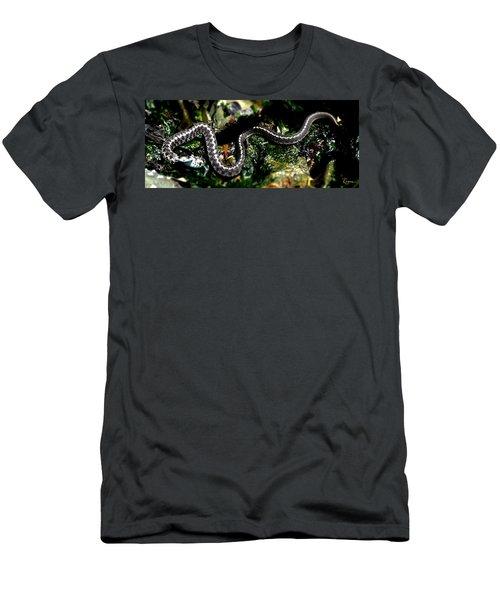 Beach Guardian Men's T-Shirt (Athletic Fit)
