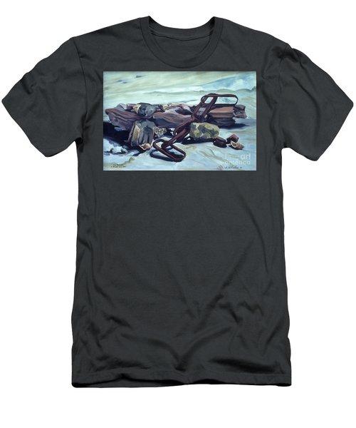 Beach Treasures Men's T-Shirt (Athletic Fit)