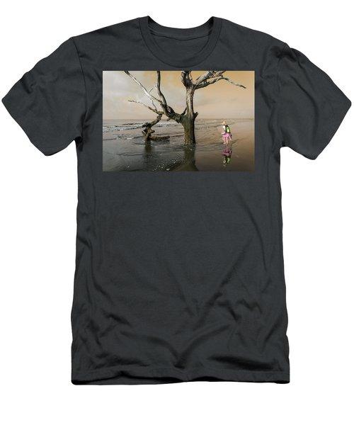 Beachcombing Men's T-Shirt (Athletic Fit)