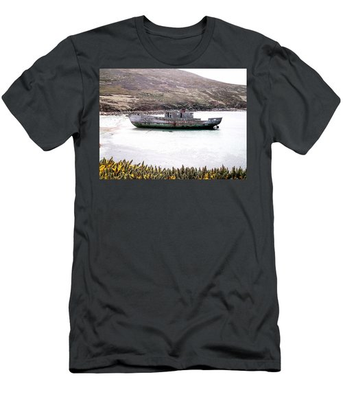 Beached Beauty Men's T-Shirt (Athletic Fit)